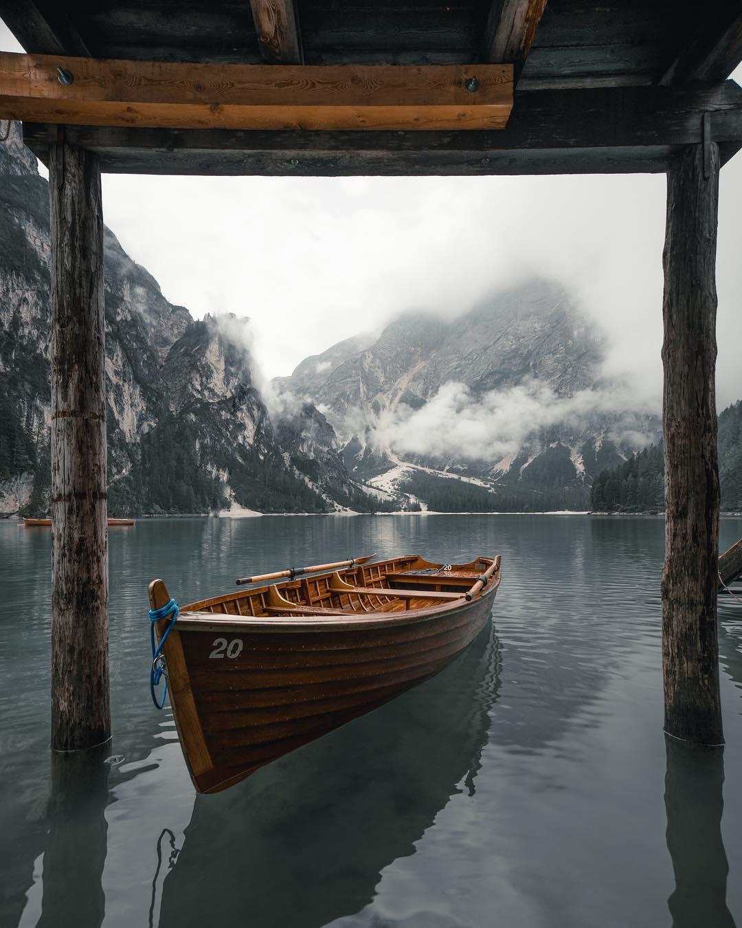 Шикарные пейзажные снимки Криса Н