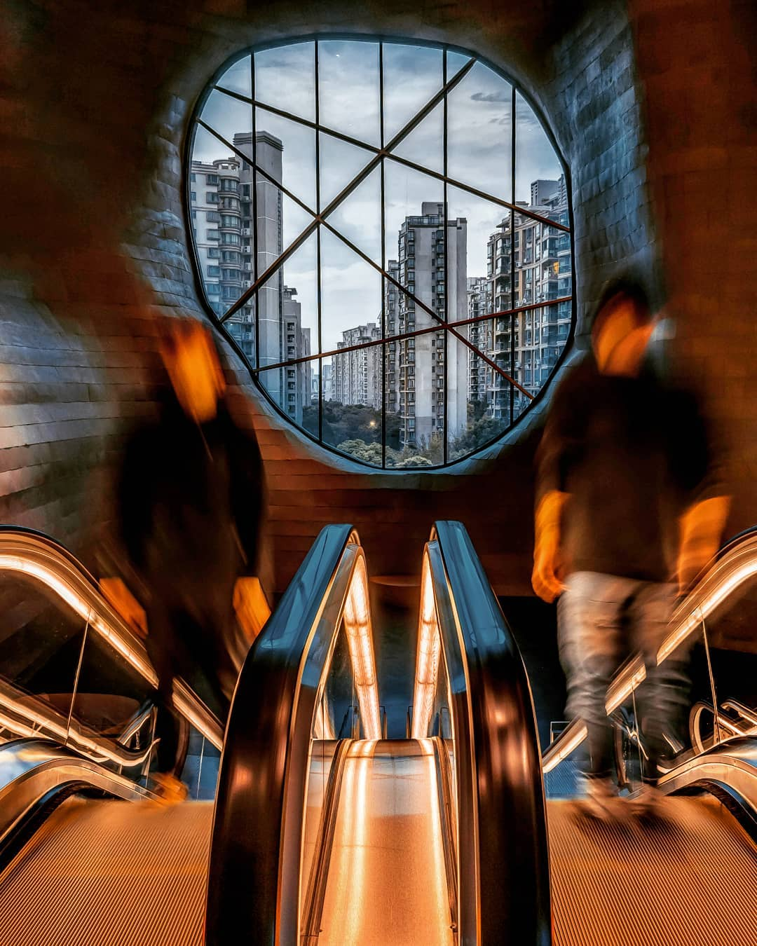Шанхай на снимках Марка Зигемунда (25 фото)