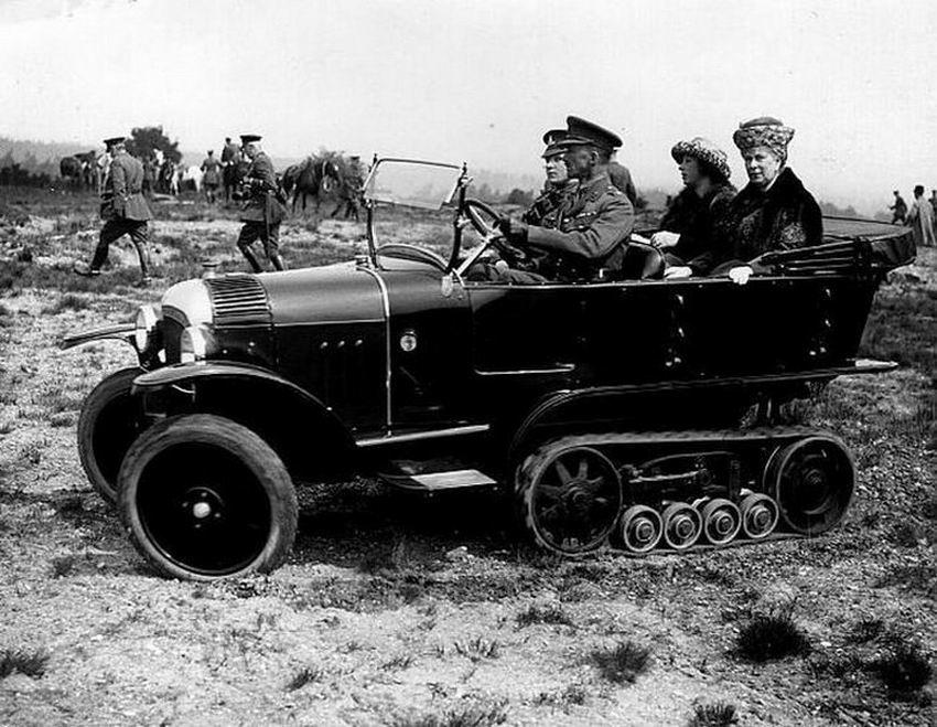 Странный и необычный транспорт 19-го века (24 фото)