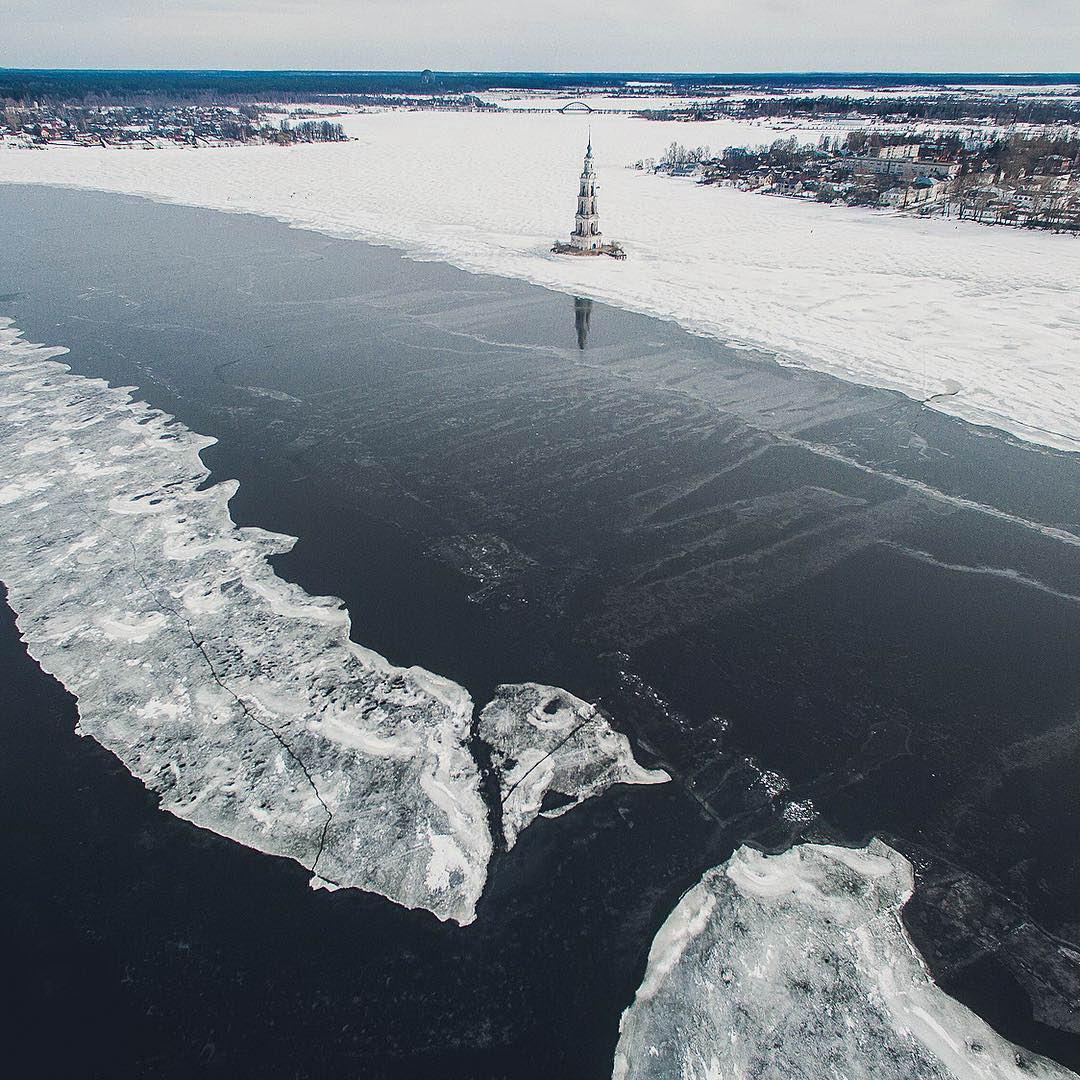 Россия сверху: аэрофотоснимки Александра Мурашкина (25 фото)