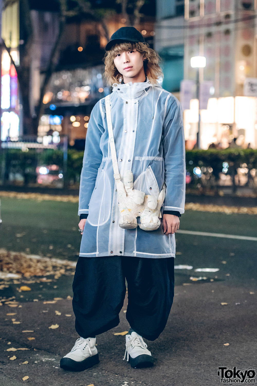 Модные персонажи с улиц Токио - 15 (40 фото)