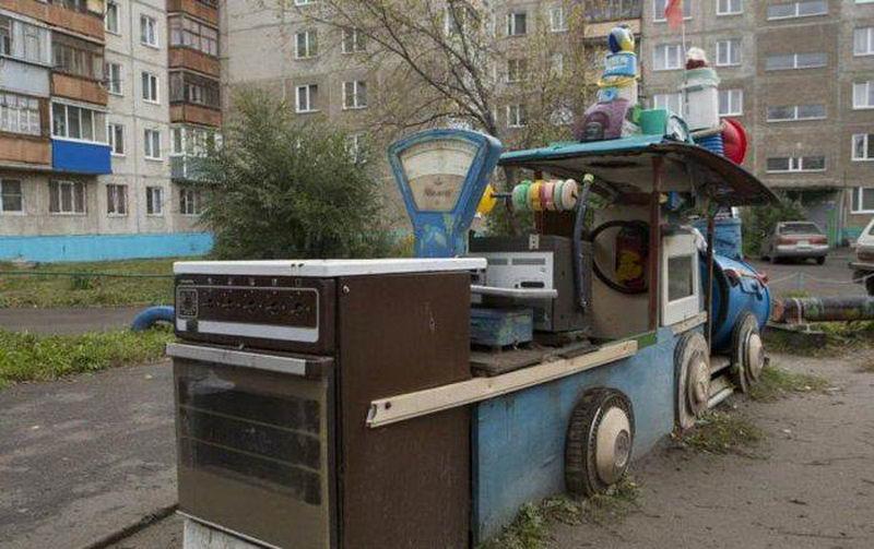 Вот почему русские дети так рано взрослеют (35 фото)