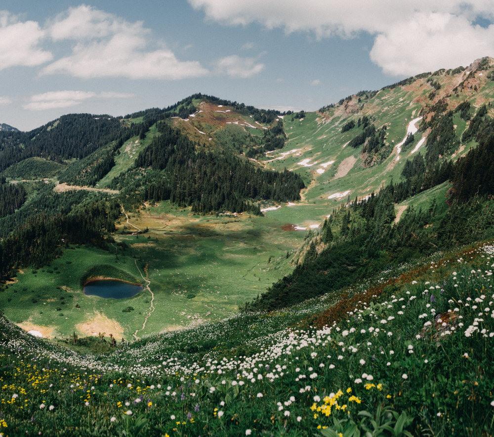 Пейзажи Британской Колумбии на снимках Яна Харланда (25 фото)