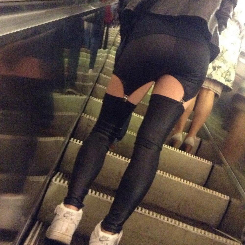 Фэшн из российского метро - 44 (35 фото)