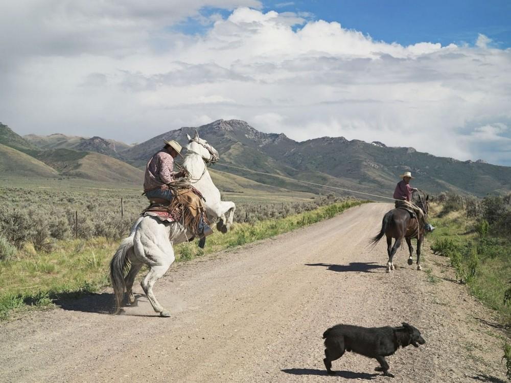 Запад америки на снимках Лукаса Фоглия (25 фото)