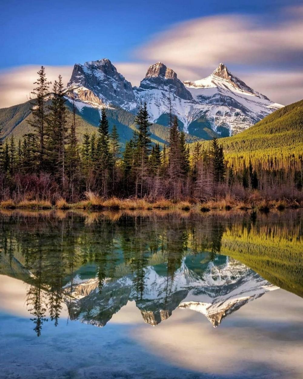 Природа на снимках Марка Джинкса (25 фото)