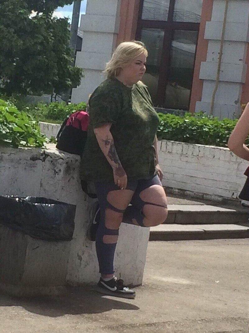 Белорусская уличная мода - 6 (34 фото)