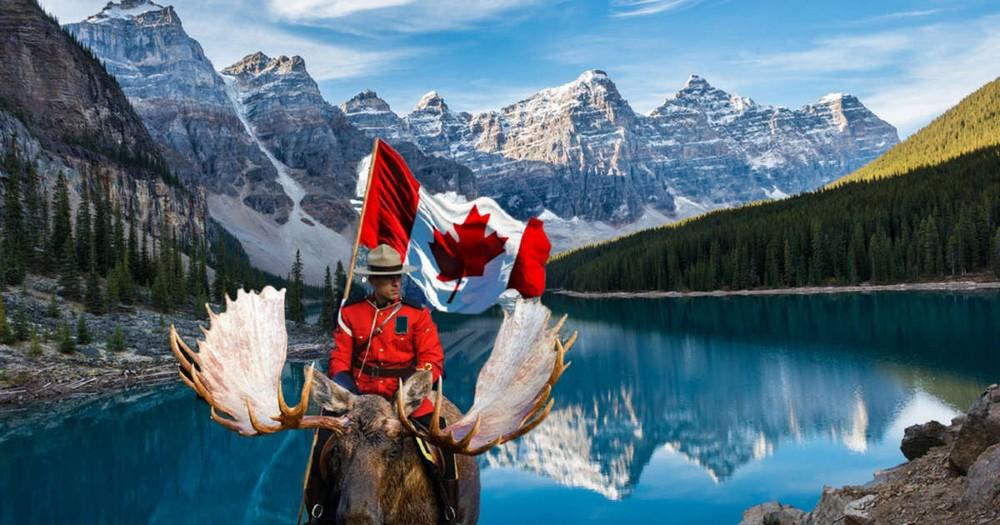 Канада - особая страна - 22 (38 фото)