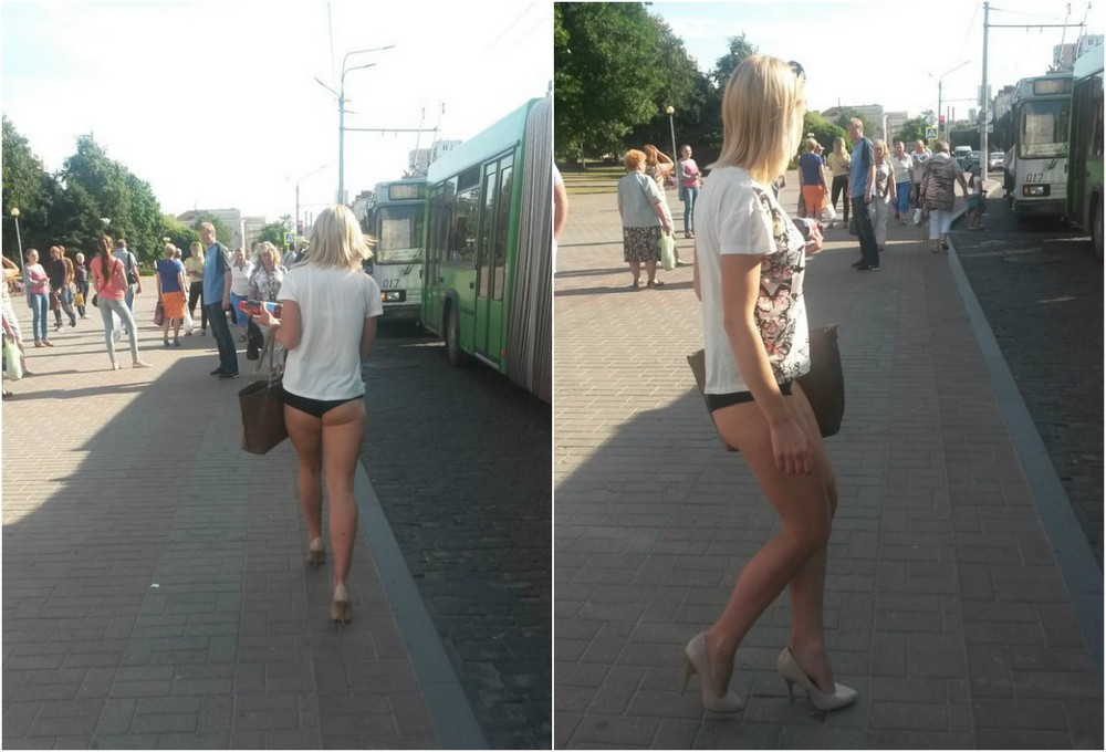 Белорусская уличная мода - 7 (36 фото)