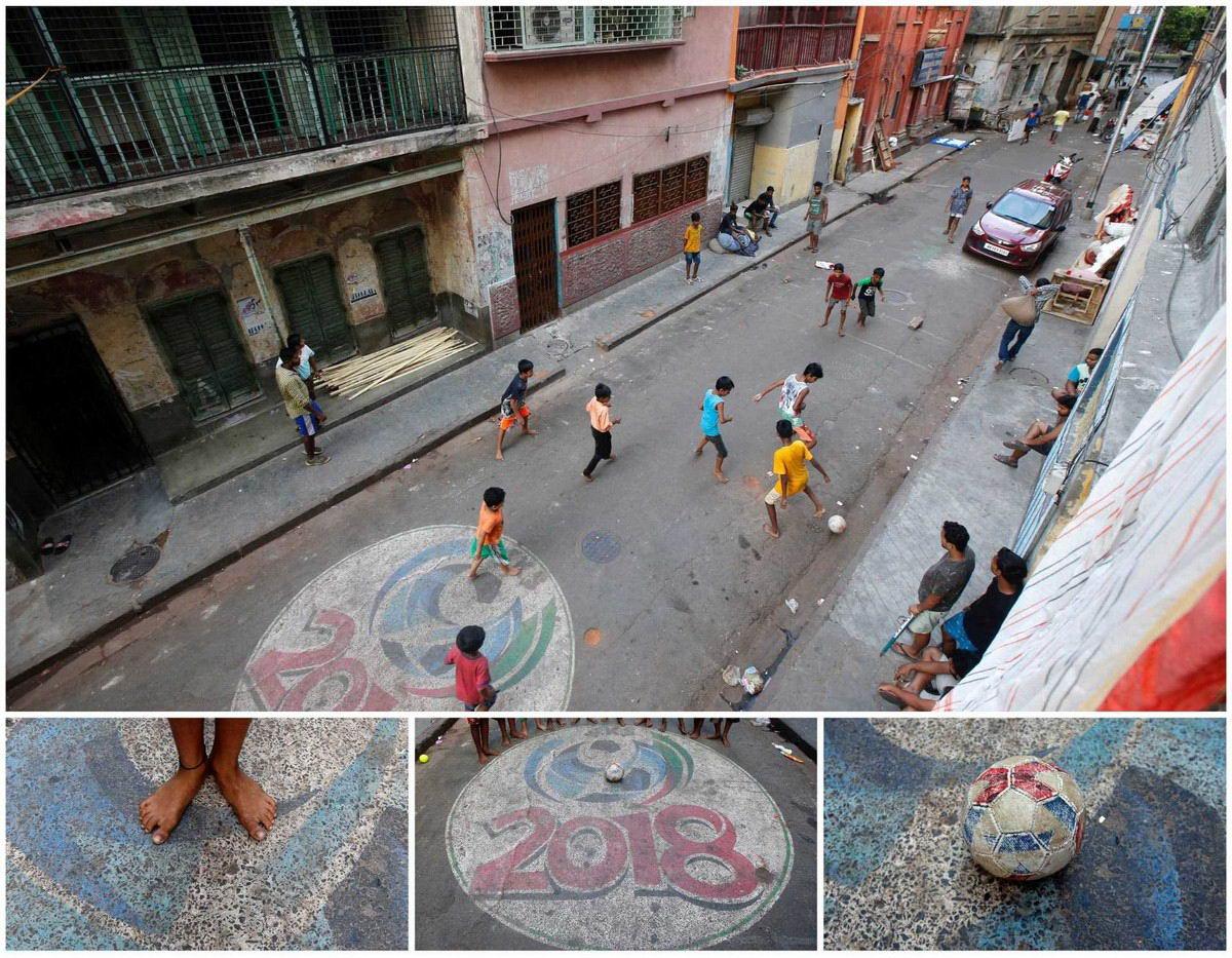 Весь мир играет в футбол (35 фото)