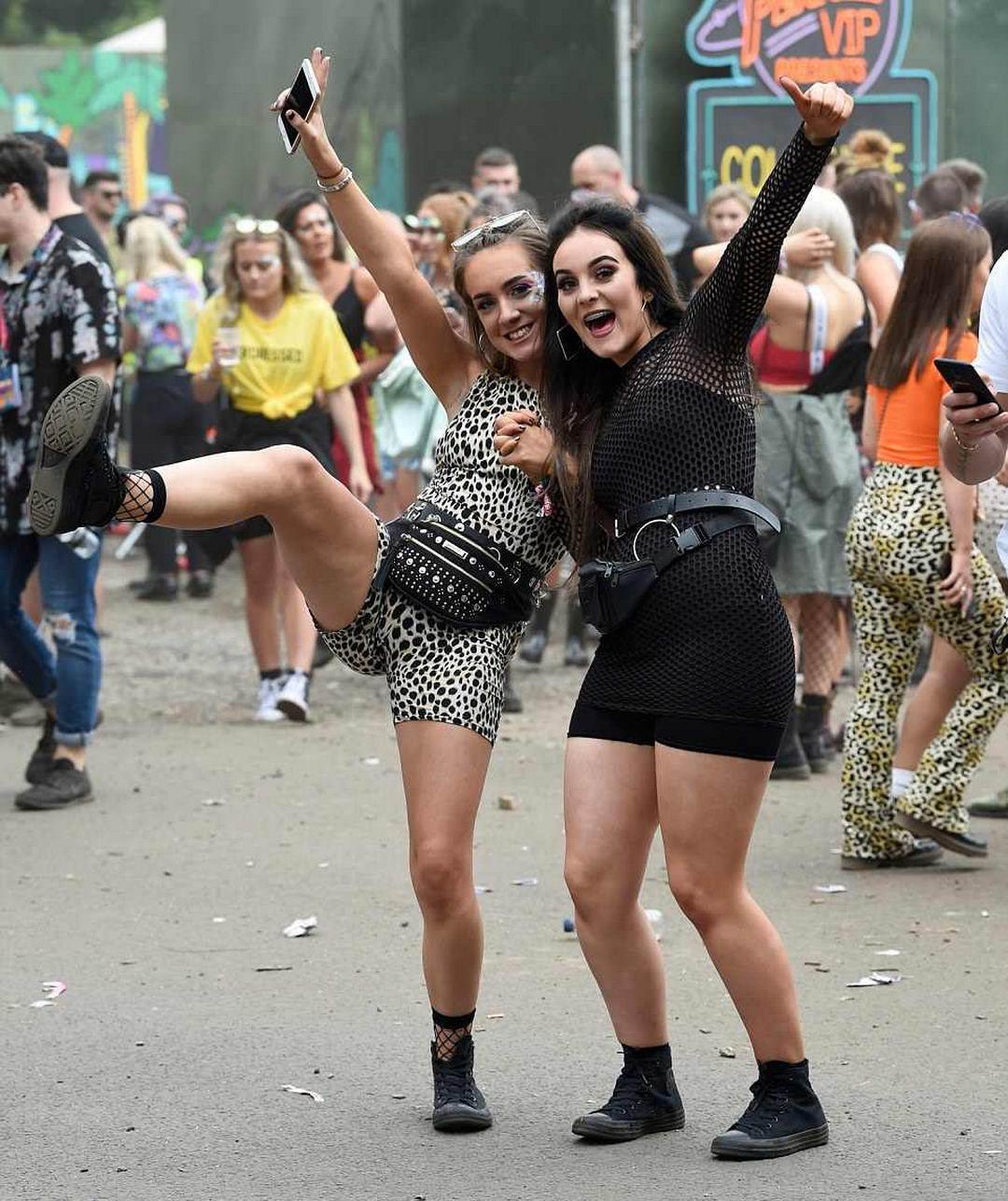 Музыкальный фестиваль Parklife в Великобритании (20 фото)