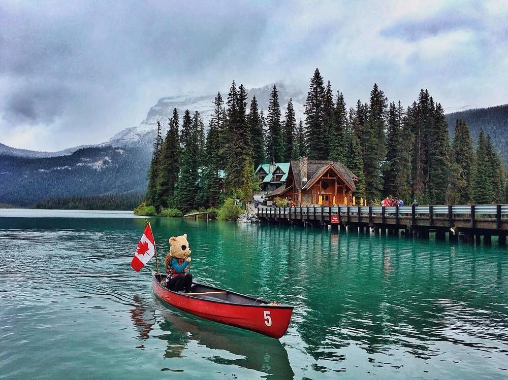 Канада - особая страна - 23 (35 фото)