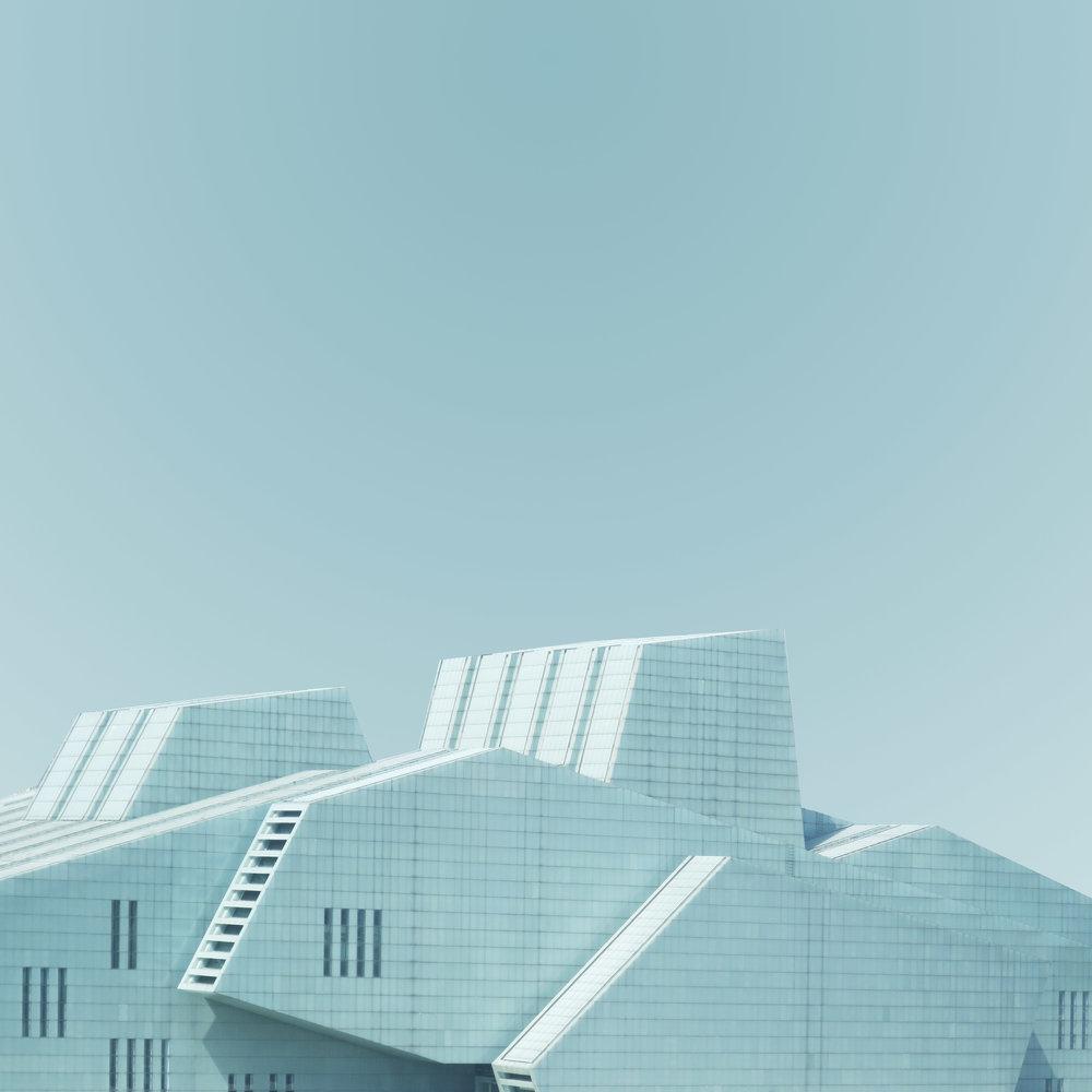 Геометрический Китай на снимках Криса Провуста (25 фото)
