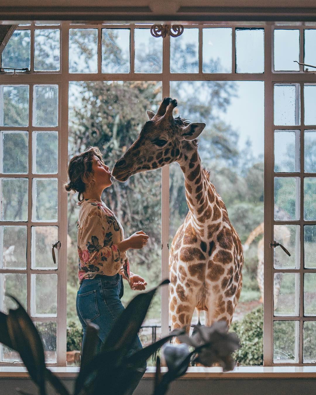 Увлекательные приключенческие снимки Кармен Хутер (25 фото)