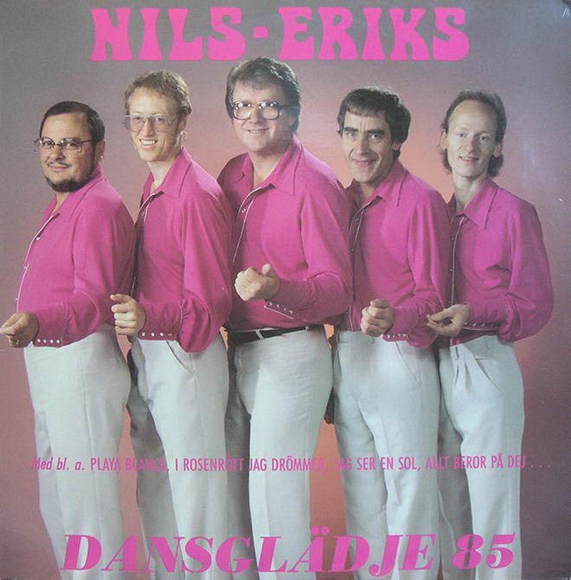 Вы никогда не забудете эти обложки альбомов европейских групп 1970-х (22 фото)