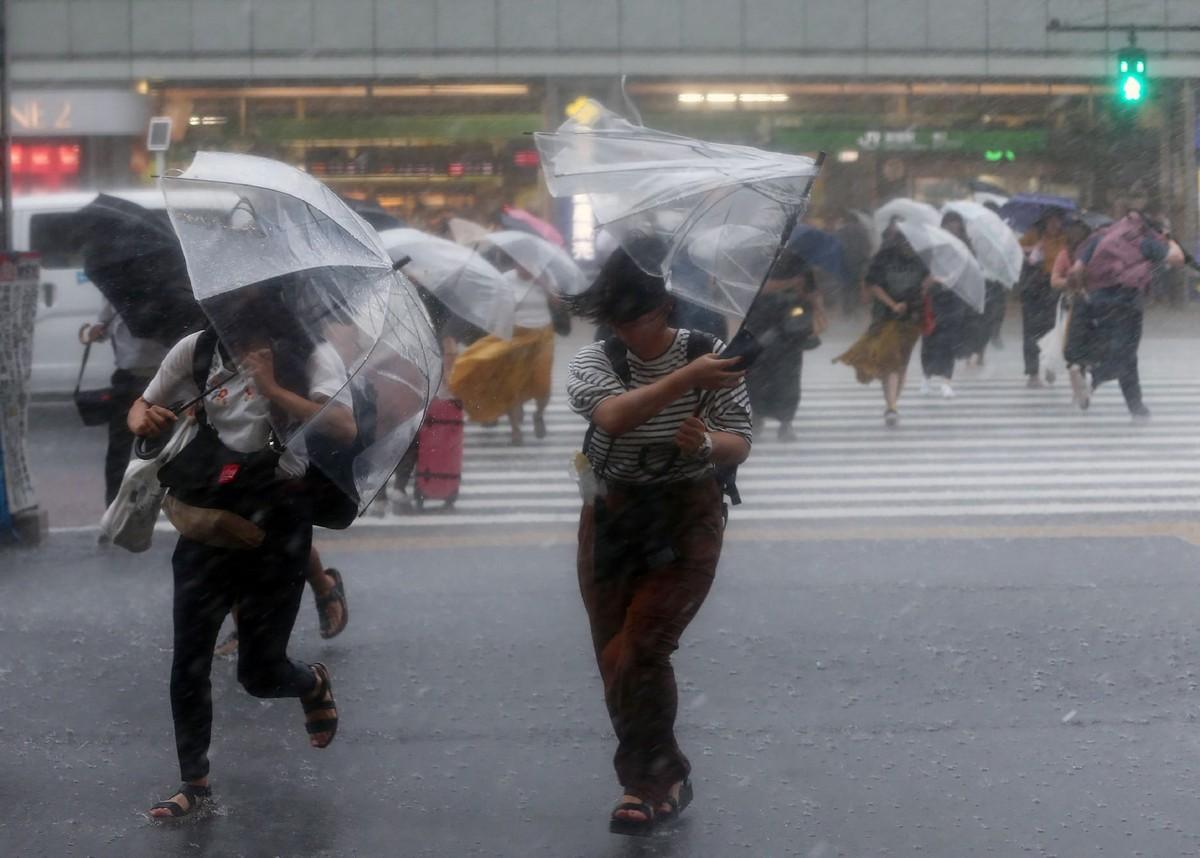 Глобальные экстремальные погодные условия июля (26 фото)
