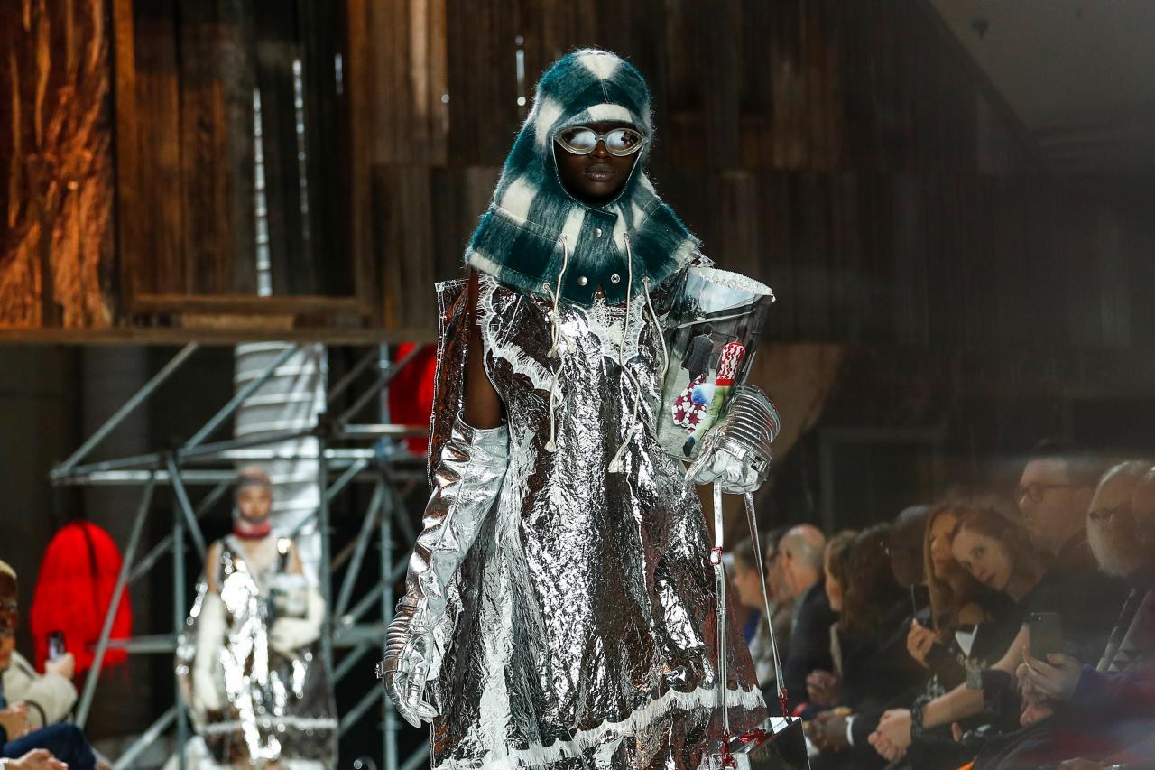 Что предлагают носить этой осенью дизайнеры Сalvin Klein (15 фото)