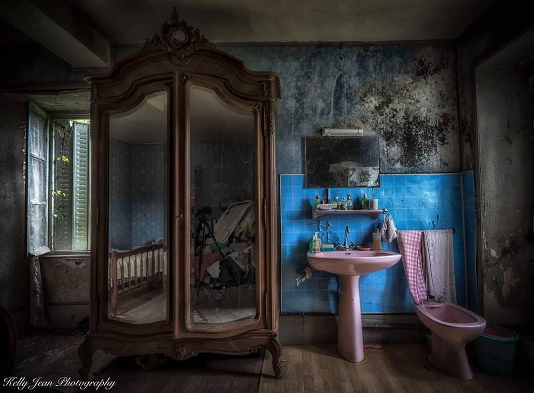 Заброшенная Европа на снимках Келли Жан (25 фото)