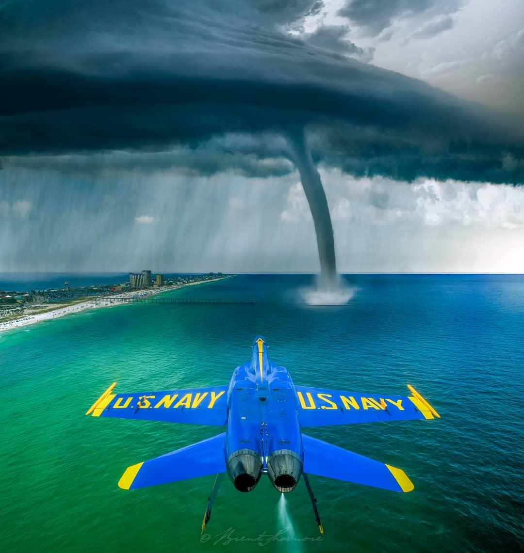 Пляжи из другого мира: сказочные пейзажи Брента Шавнора (25 фото)