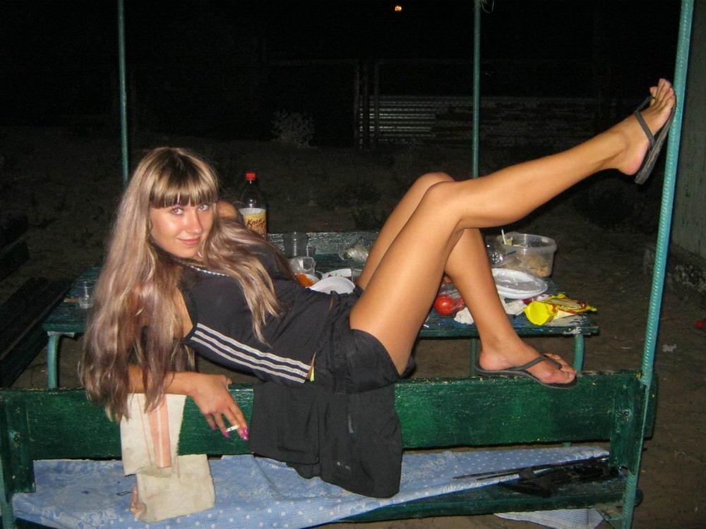 Любительский гламур русских девушек (40 фото)