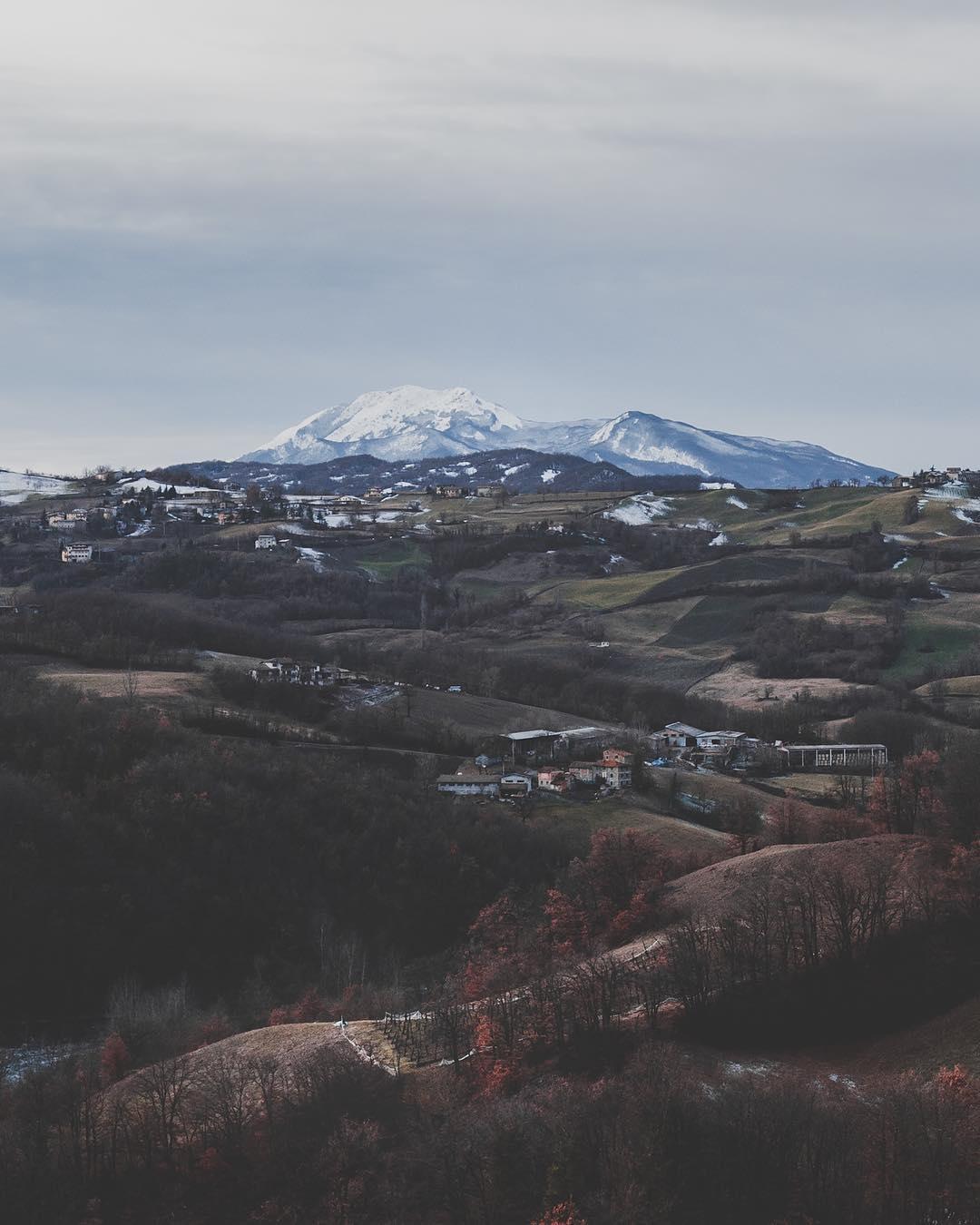 Горные пейзажи Андреа Тура (25 фото)