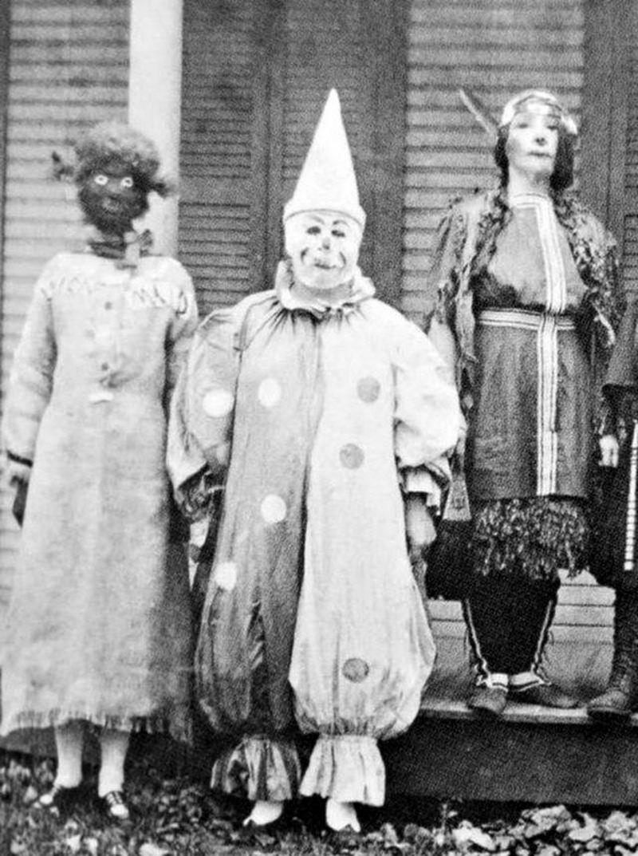 40 снимков ужасных клоунов, которые вы не хотите видеть перед сном...
