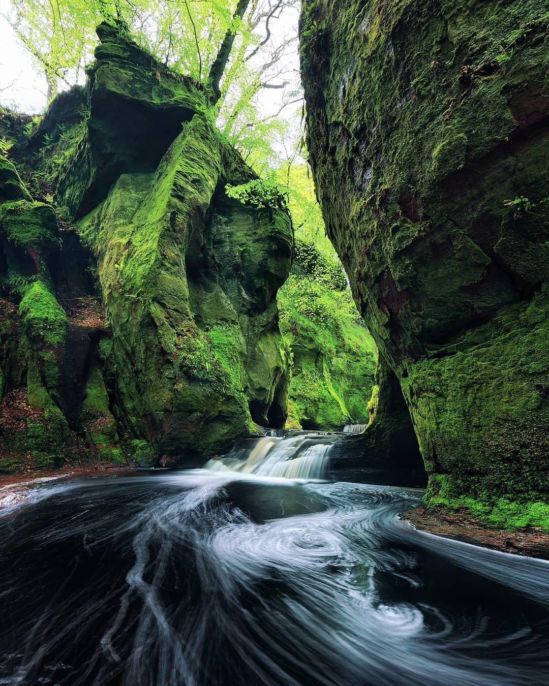 Красивая природа на фотографиях Лукаса Фурлана (25 фото)