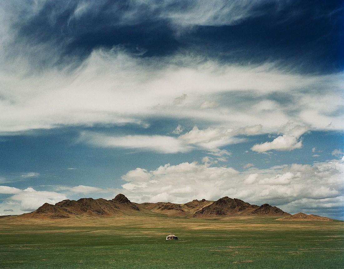 Монголия на фото Фредерика Лагранжа (30 фото)