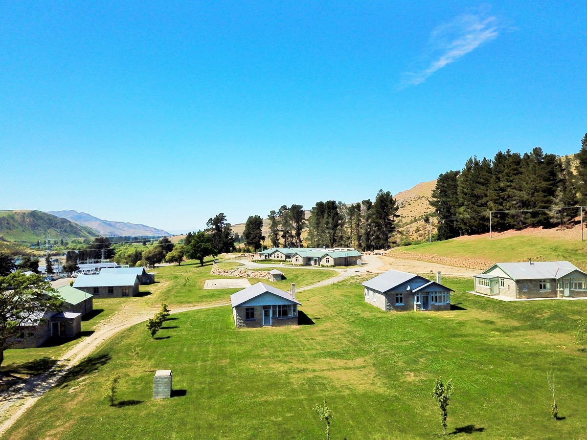 Деревня в Новой Зеландии выставлена на продажу за   800 000