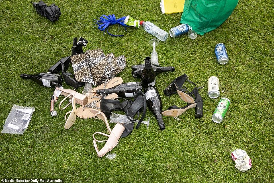 После Мельбурнского Кубка у многих останутся смутные воспоминания и головная боль (35 фото)