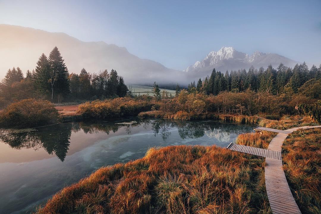 Природные пейзажи Якуба Фишера (25 фото)