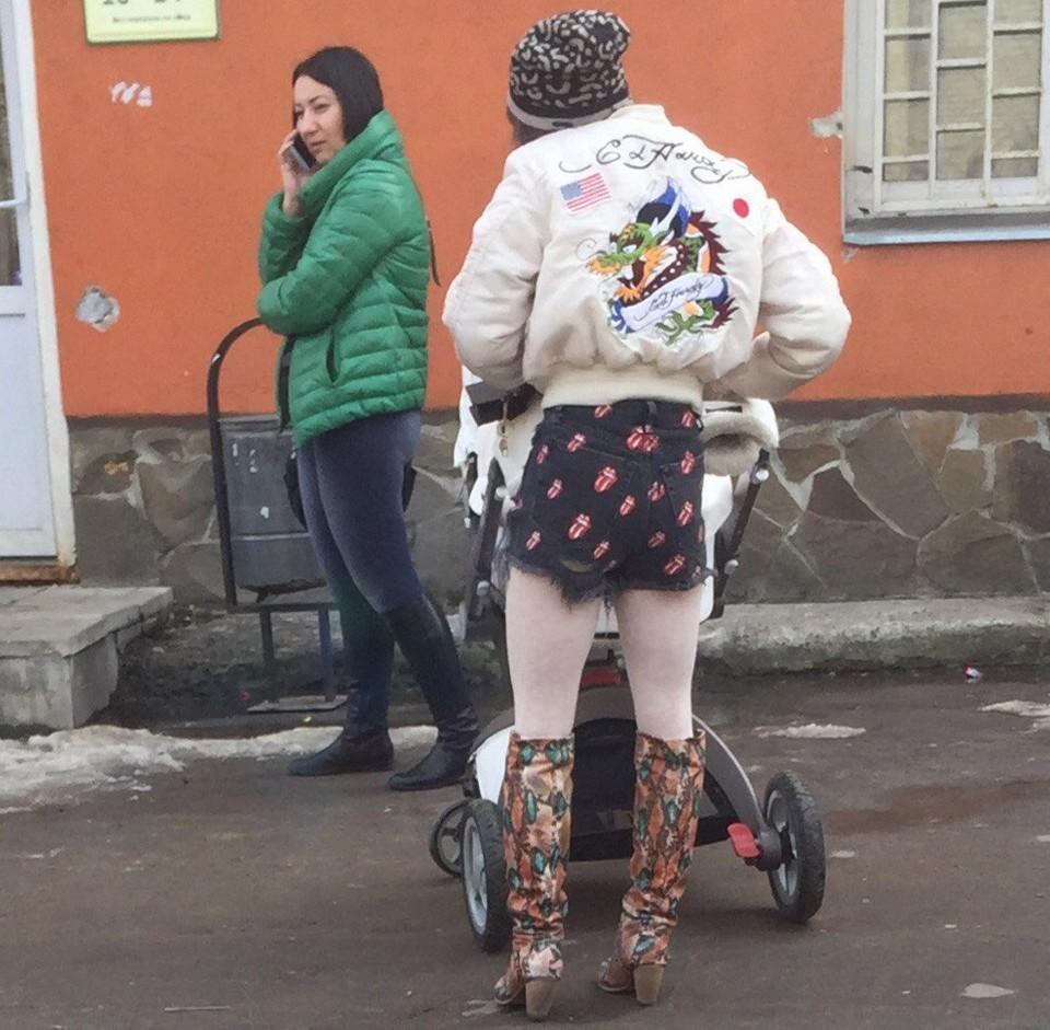 Белорусская уличная мода - 13 (40 фото)