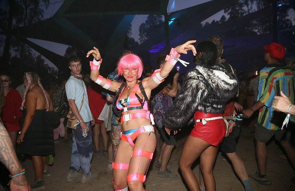 Веселый Strawberry Fields Festival в Австралии (30 фото)