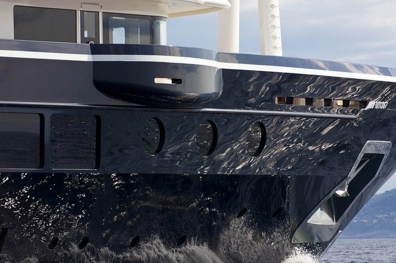Роскошная Яхта Numptia (30 фото)