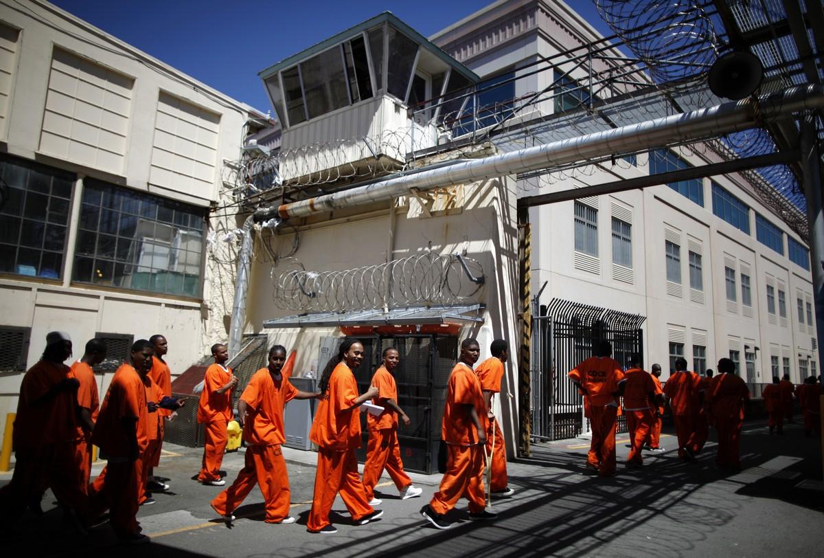 Американские тюрьмы (30 фото)