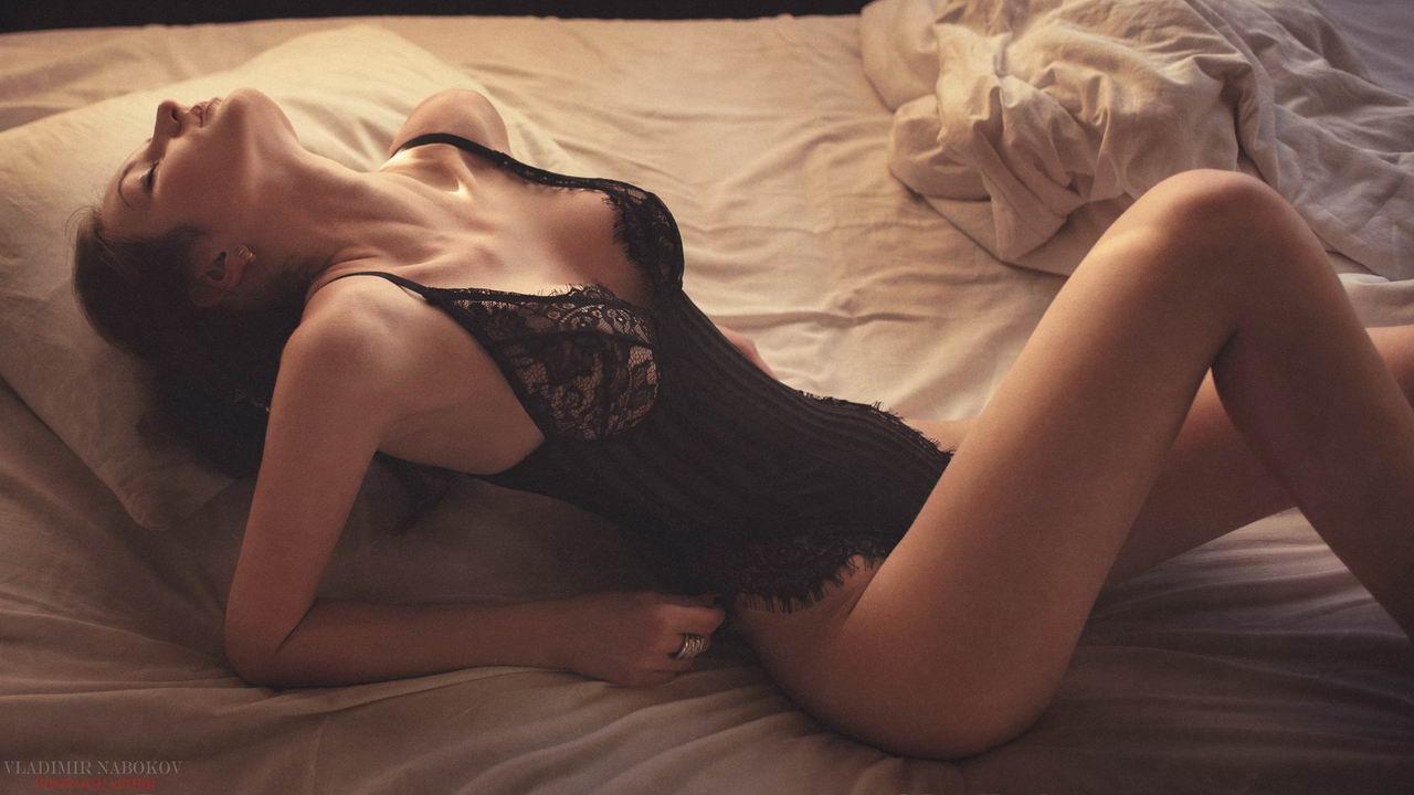 Привлекательные девушки в нижнем белье - 19 (40 фото)