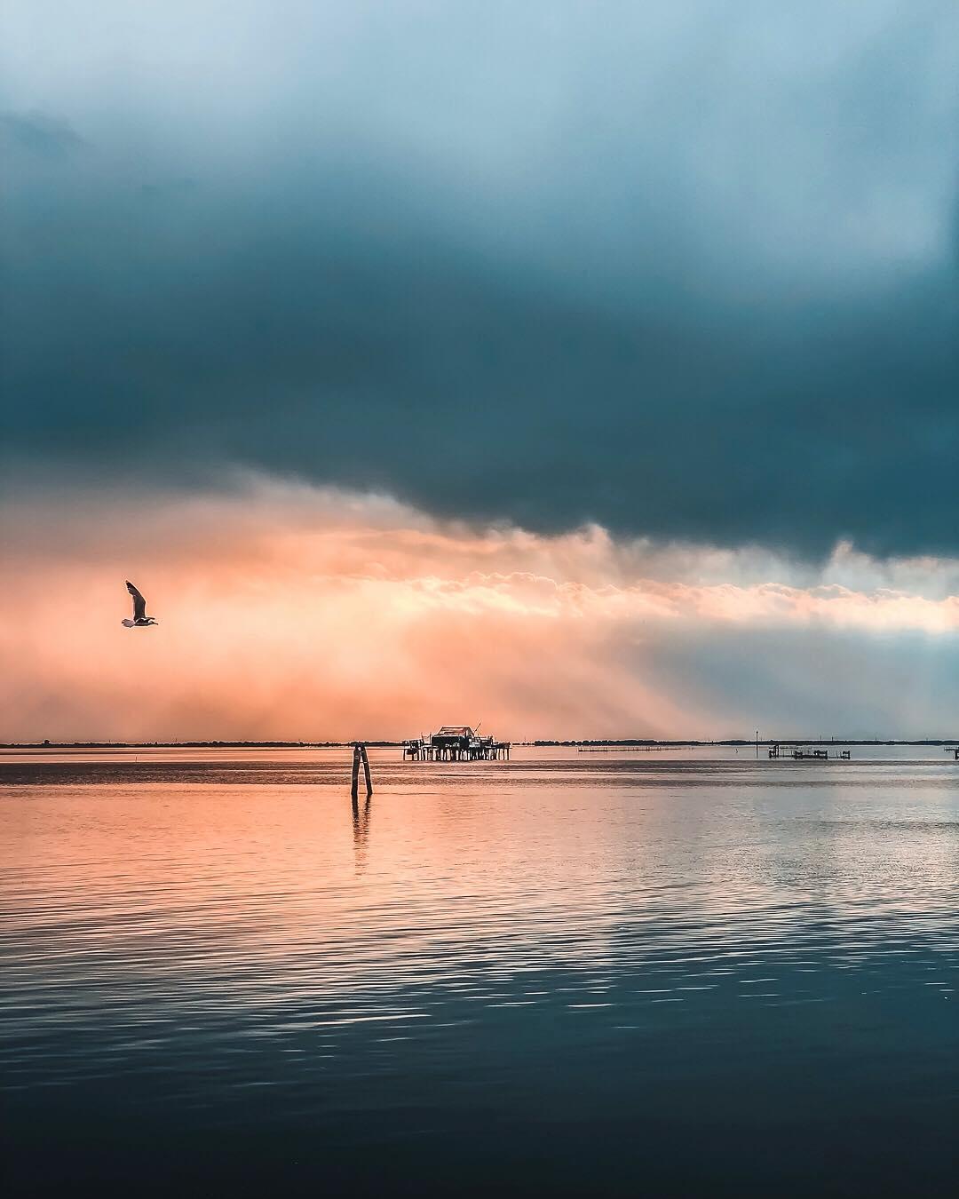 Венеция на снимках Марко Гаджио (25 фото)
