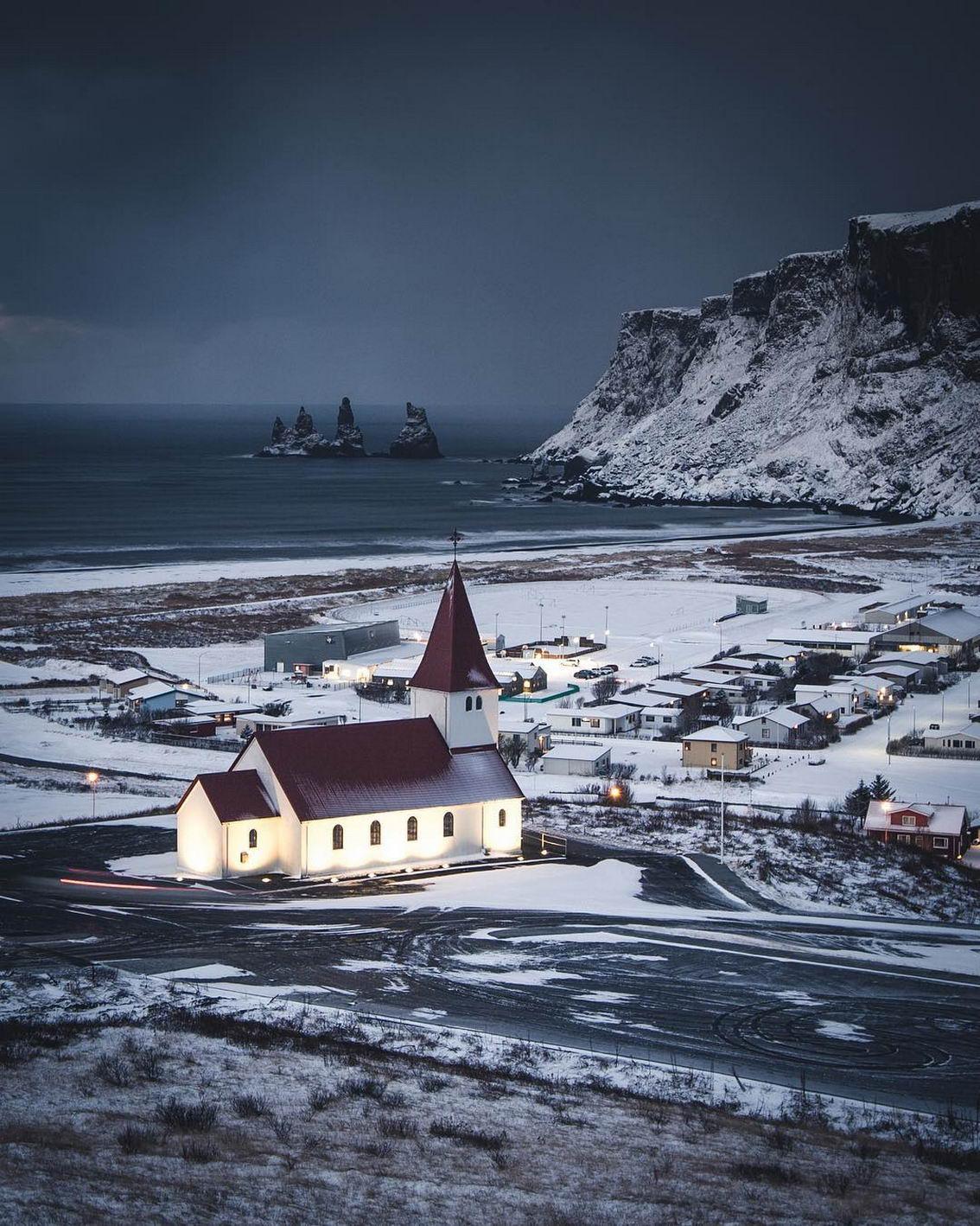 Красивые пейзажные фотографии Денниса Шмельца (25 фото)