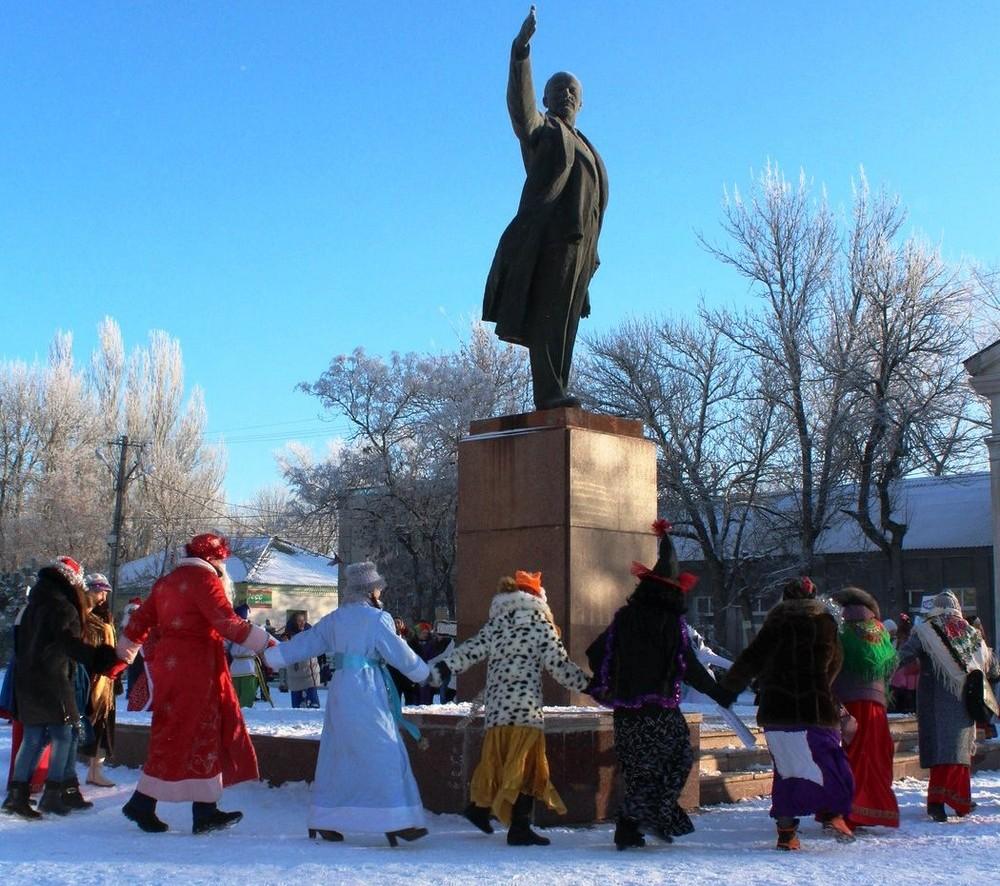 Мы живём в России - 79 (40 фото)