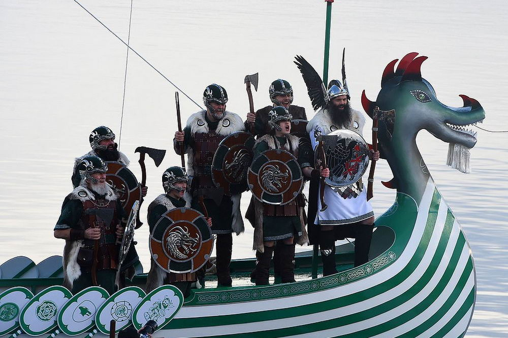 Вторжение викингов! (22 фото)