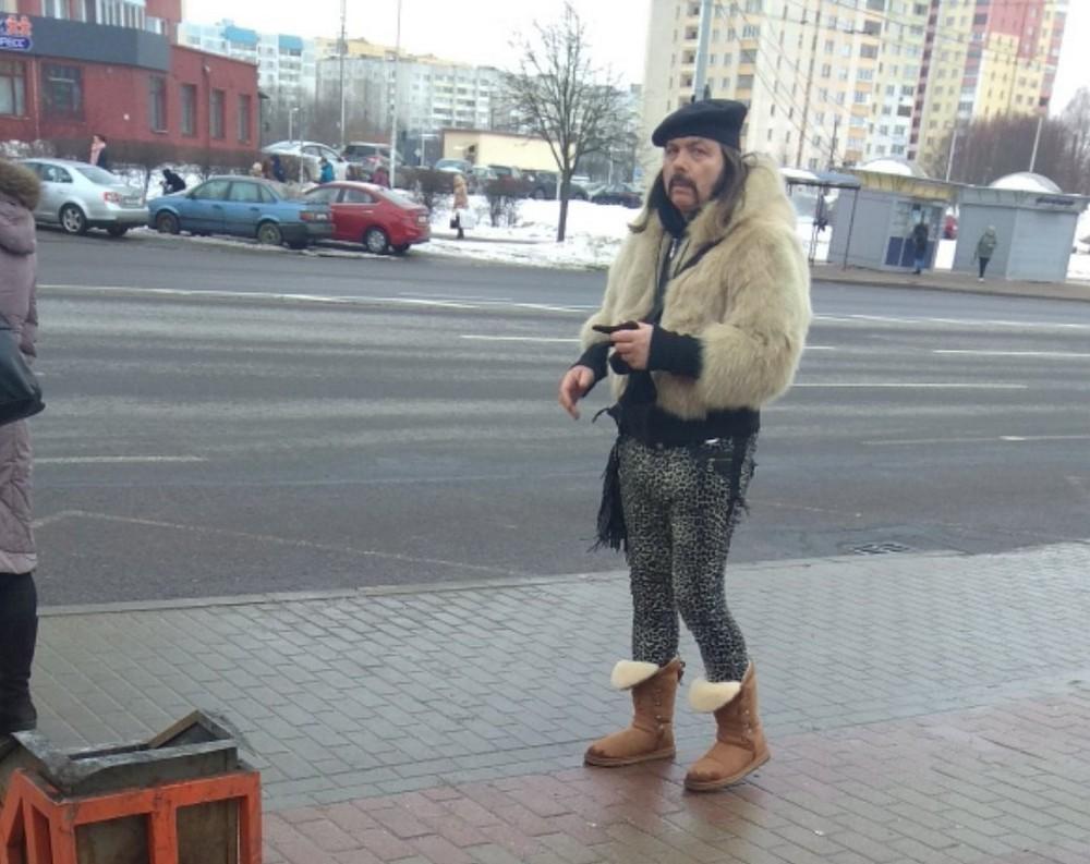 Белорусская уличная мода - 15 (40 фото)