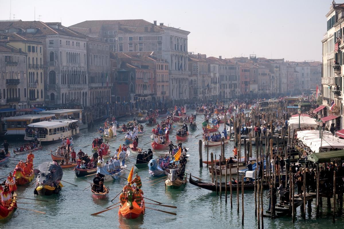 Венецианский карнавал 2019 (16 фото)