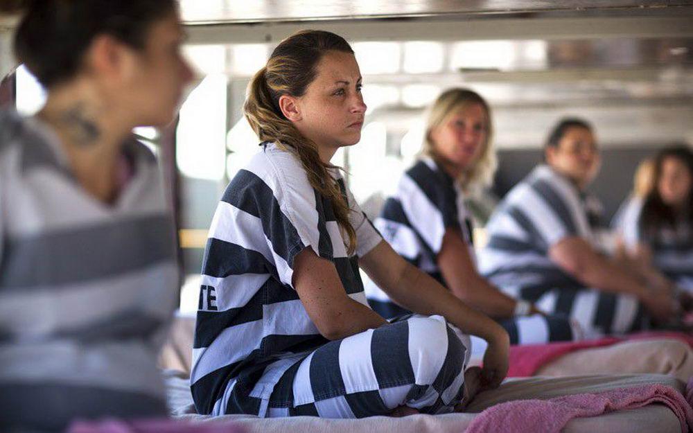 Американская Женская каторжная тюрьма (20 фото)