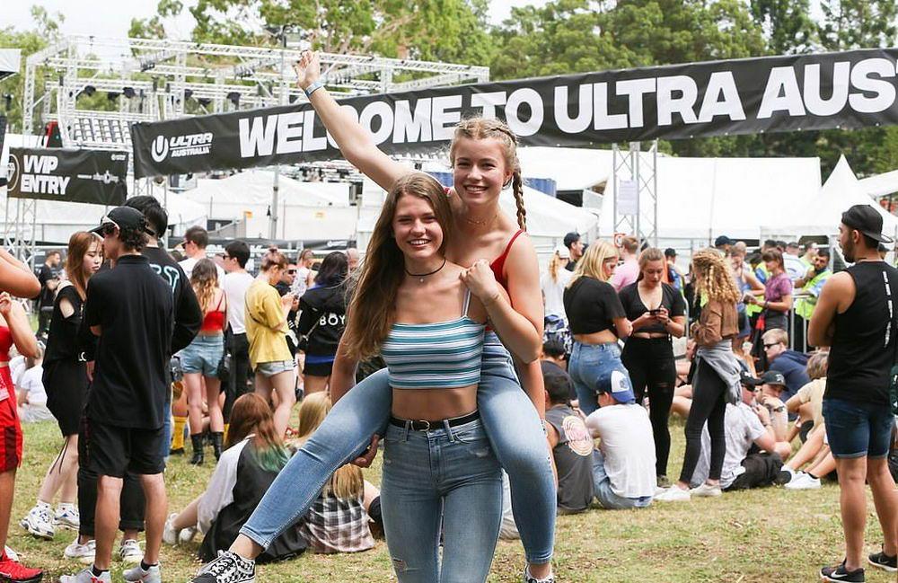Ultra Electronic Music Festival в Сиднее (25 фото)