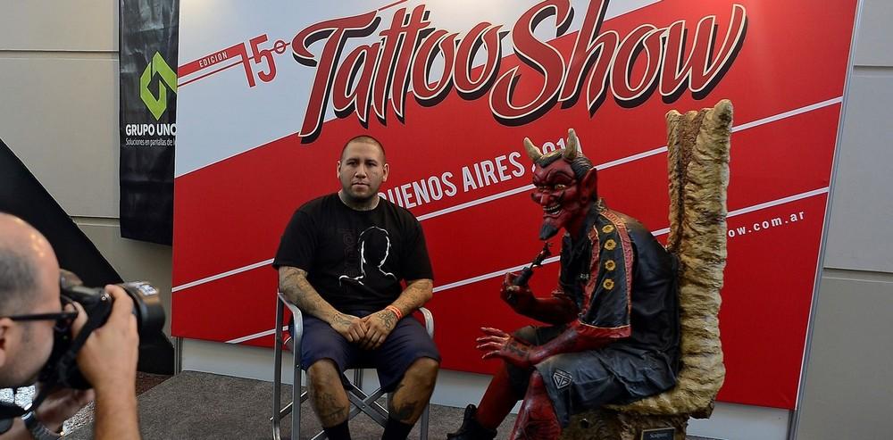 Тату-Шоу в Буэнос-Айресе (25 фото)