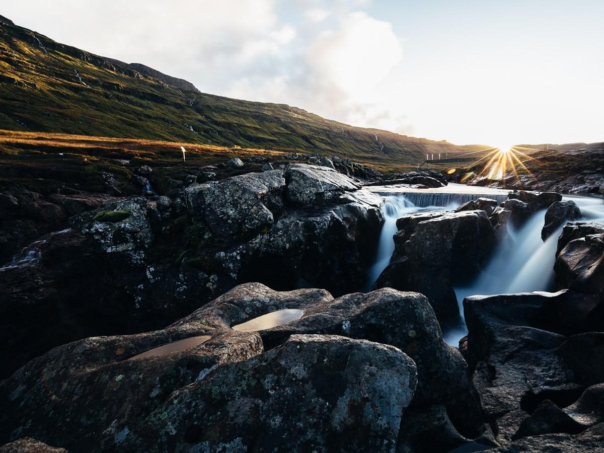 Исландия на фотографиях Корнелиуса Бьерера (25 фото)