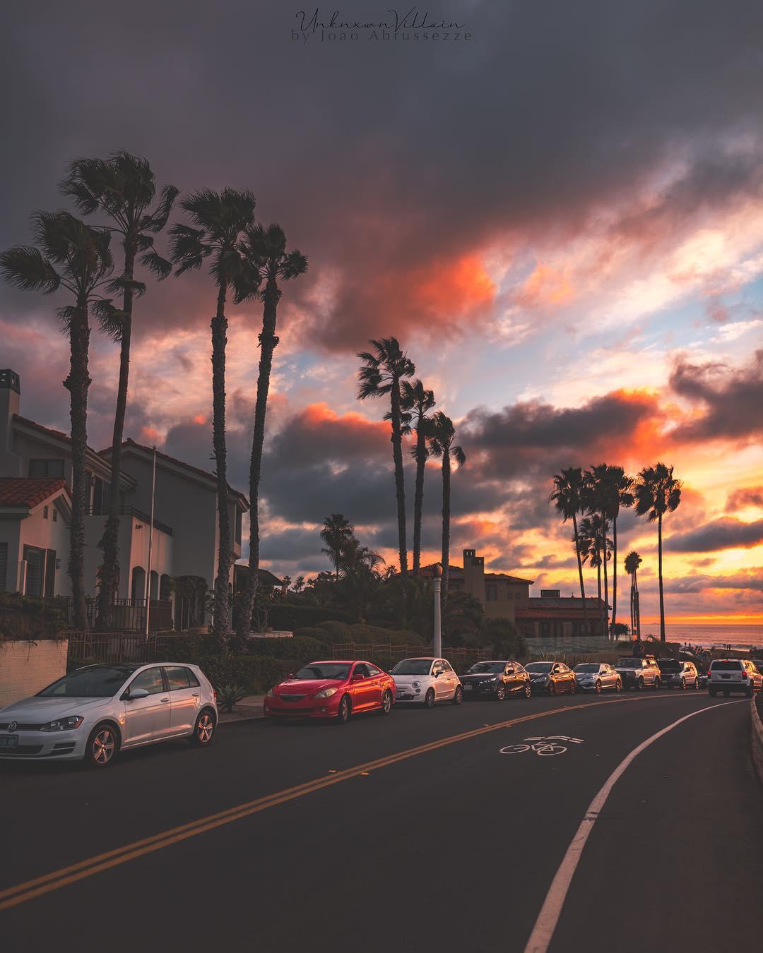 Сан-Диего на снимках Жоао Абрюссезе (25 фото)