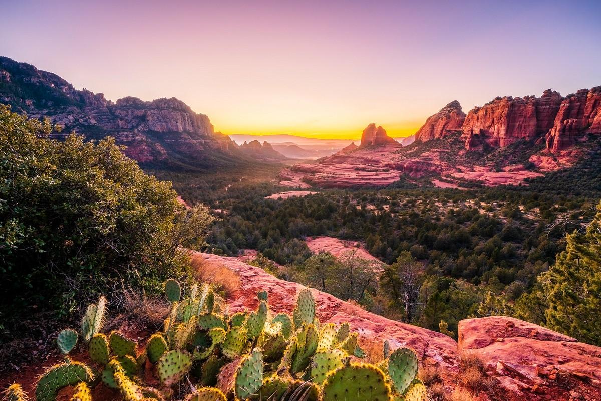 Аризона на фотографиях Джона Ллойда (25 фото)