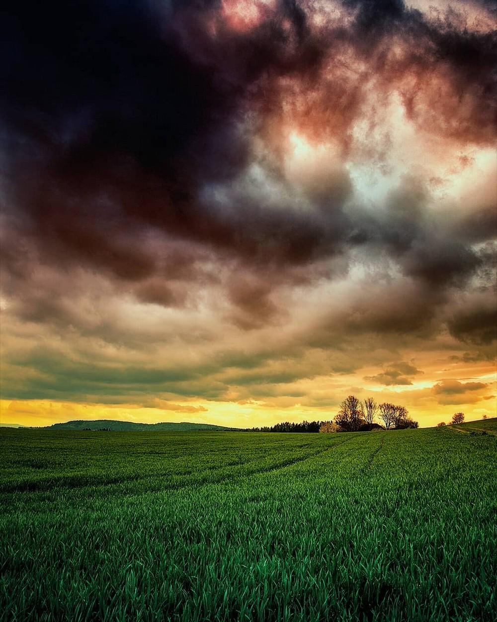 Красивые пейзажи и природа на снимках Яна Полони (25 фото)