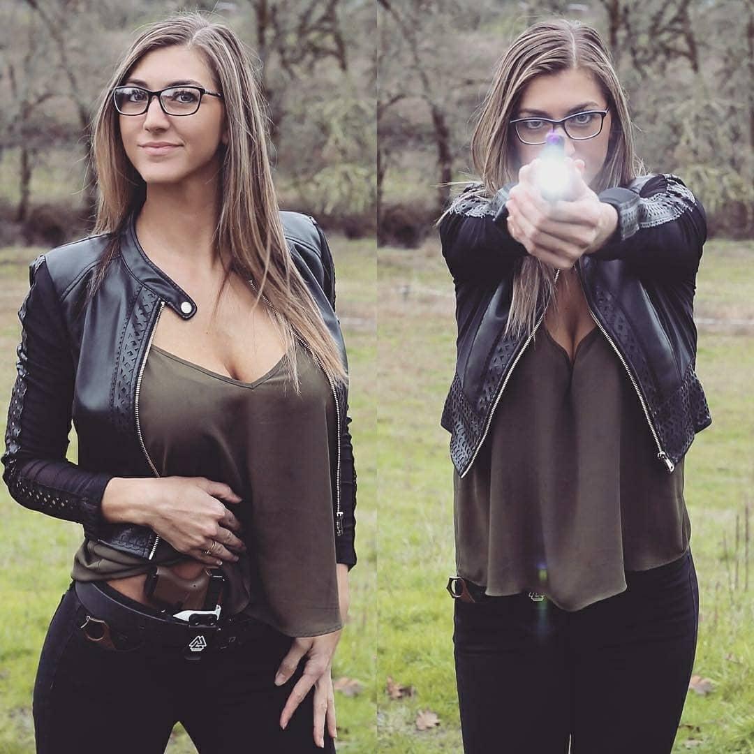 Пропаганда оружия в Instagram (30 фото)